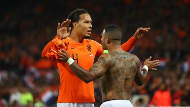 Die Niederlande haben dank einer furiosen Schlussphase gewonnen