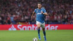 Cristiano Ronaldo trifft mit Juventus auf Bundesligist Bayer Leverkusen