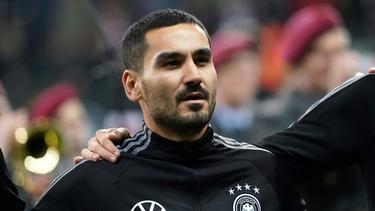 Ilkay Gündogan ist vom DFB-Mittelfeld überzeugt
