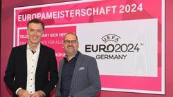 Die Telekom sicherte sich die Rechte für die EM 2024