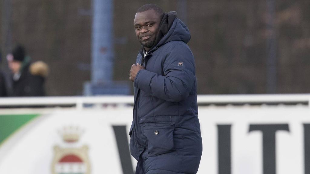 Gerald Asamoah ist U23-Manager beim FC Schalke 04