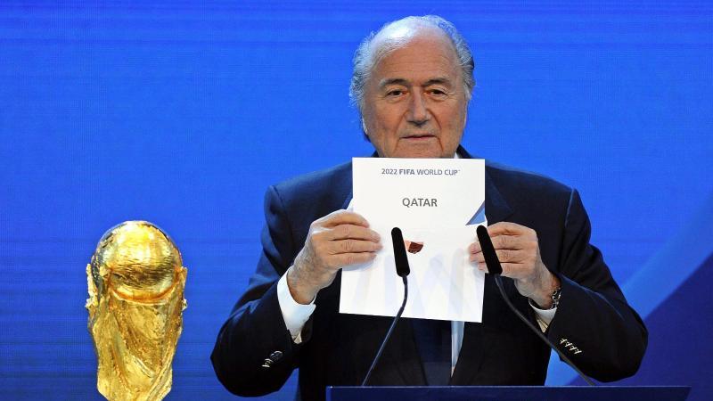 Ex-Präsident der FIFA: Sepp Blatter