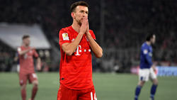 Die Zukunft von Ivan Perisic beim FC Bayern ist noch nicht geklärt