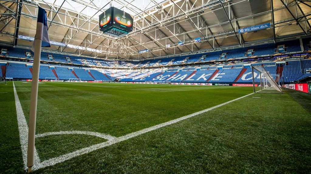 Auf Schalke wird am Mittwochabend Europapokal gespielt