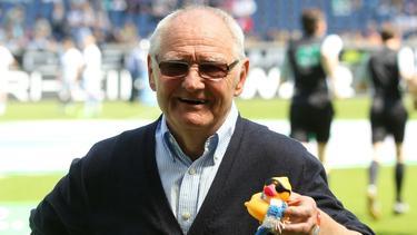 Feiert am Dienstag seinen 75. Geburtstag: Willi Lippens
