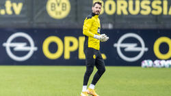 Roman Bürki spielt seit 2015 für den BVB