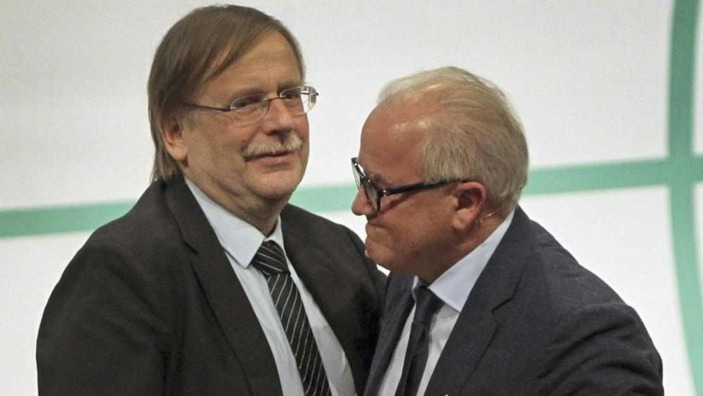 Rainer Koch und Fritz Keller wünschen sich eine Lockerung im Amateurfußball