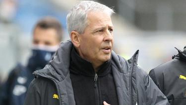 Lucien Favre gilt als Kandidat bei Celtic Glasgow