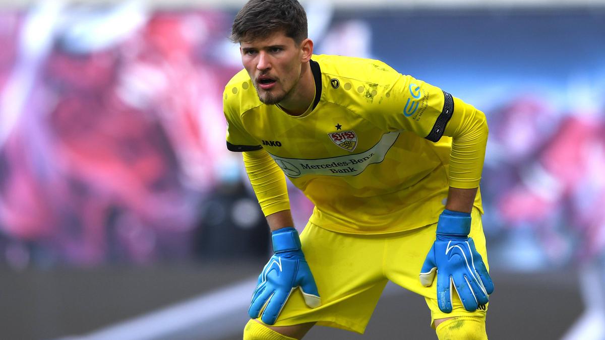 Wechselt Gregor Kobel vom VfB Stuttgart zum BVB?