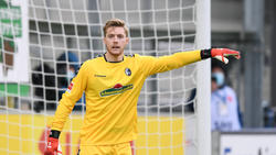 Florian Müller steht vor einem Wechsel zum VfB Stuttgart