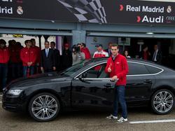 Auch Nacho Fernández erhält einen neuen Wagen