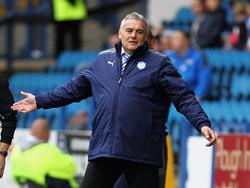 Dave Jones muss nach der mageren Ausbeute in der Championship 2013/2014 - nur ein Sieg in sechzehn Spielen - den Trainersessel bei Sheffield Wednesday räumen.