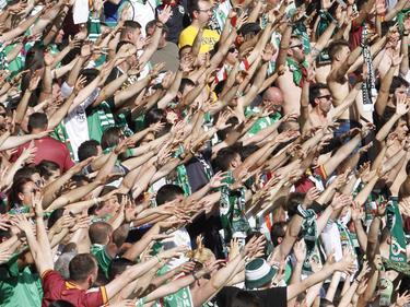 El Racing de Santander se alzó a lo más alto de la tabla en la última jornada. (Foto: Imago)