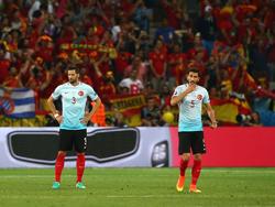 Enttäuschte Türken