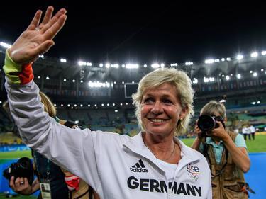 Silvia Neid sagt auf Wiedersehen als Trainerin der DFB-Elf