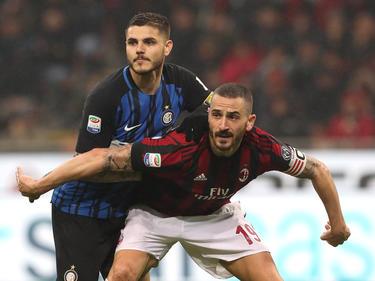 Mauro Icardi erró dos ocasiones que no suele perdonar. (Foto: Getty)
