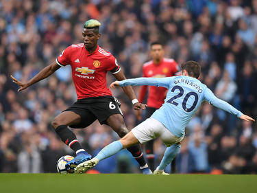 Una vez más los dos conjuntos de Manchester cruzan espadas. (Foto: Getty)