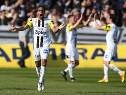 Der LASK jubelt über einen verdienten Sieg gegen Salzburg