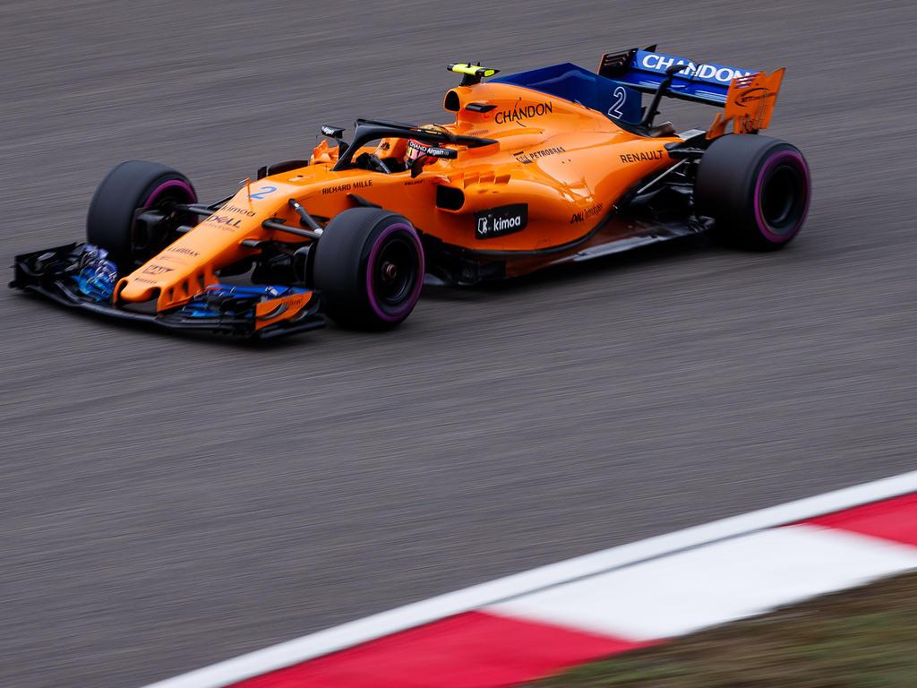 McLaren verspricht sich einen positiven Effekt