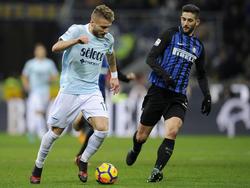 Lazio oder Inter? Wer schafft den Sprung in die Champions League? © Getty Images/Marco Rosi