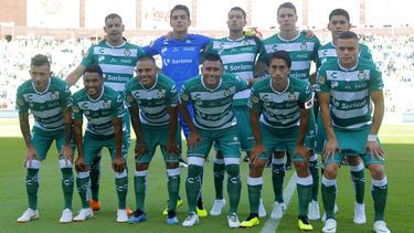 El Santos Laguna es uno de los representantes mexicanos. (Foto: Getty)