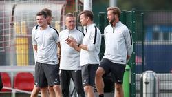 Ralf Rangnick geht mit seinem Team in die Vorbereitung (Bildquelle: Twitter @DieRotenBullen)