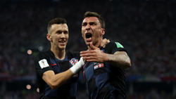 Ivan Perisic und Mario Mandzukic sind Bundesliga-Fans bestens bekannt