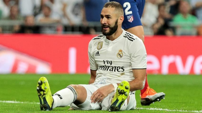 Zwangspause für Karim Benzema