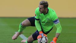 Keeper Ralf Fährmann wird in Leipzig nicht spielen können