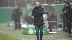 Peter Bosz erlebt mit Bayer Leverkusen eine Berg- und Talfahrt