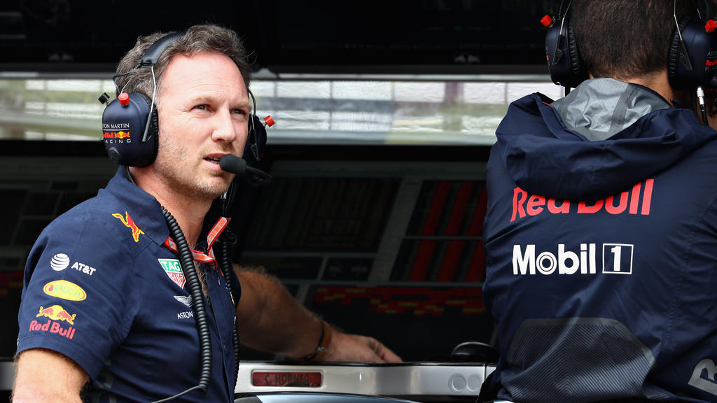 Christian Horner hofft, dass Red Bull mit Honda-Power konstanter wird