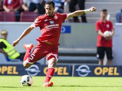 Chievo Verona hat angeblich José Rodriguez im Visier