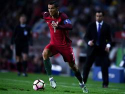 Für Portugal mit Cristiano Ronadlo zählt nur ein Sieg