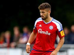 Utku Sen verstärkt bis zum Saisonende den VfL Osnabrück