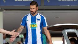 Linksverteidiger Marvin Plattenhardt fehlt Hertha BSCverletzungsbedingt