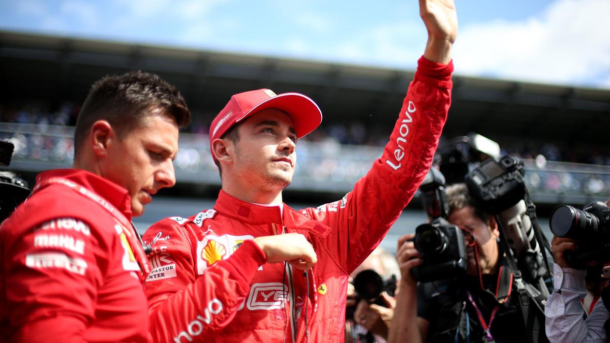 Charles Leclerc wird längst als kommender Weltmeister gehandelt