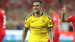 Paco Alcácer wechselte vom FC Barcelona zum BVB
