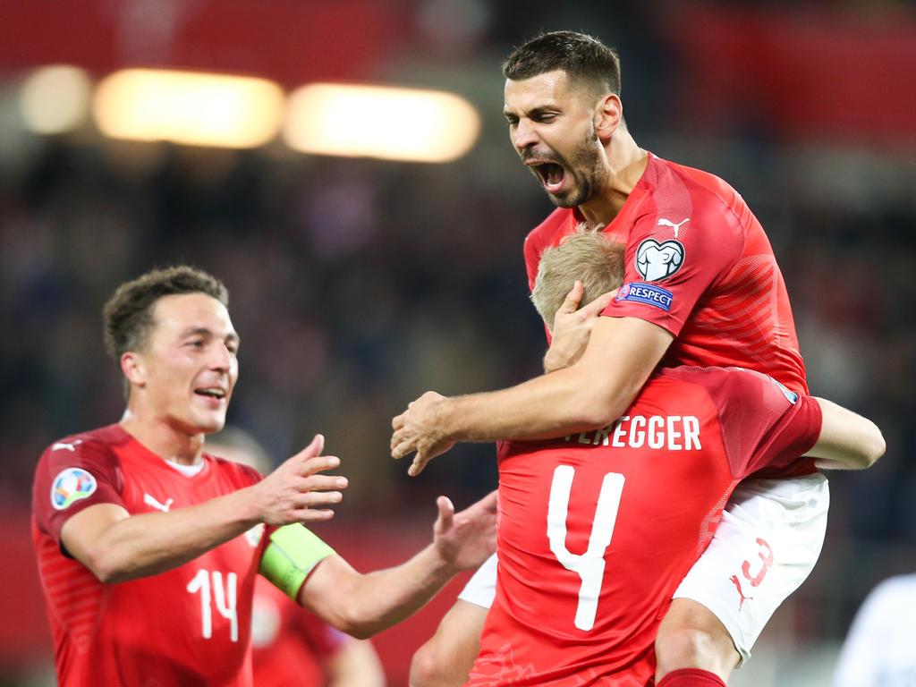 Österreich liegt aktuell auf Platz 25 der FIFA-Weltrangliste