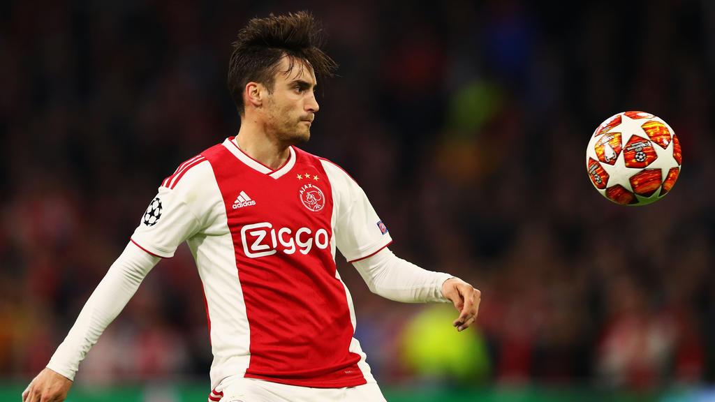 Nicolás Tagliafico macht derzeit mit starken Leistungen auf sich aufmerksam
