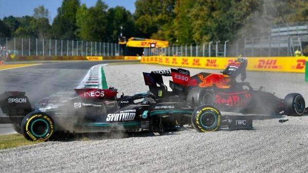 Der Unfall zwischen Max Verstappen und Lewis Hamilton bewegt die Formel-1-Welt