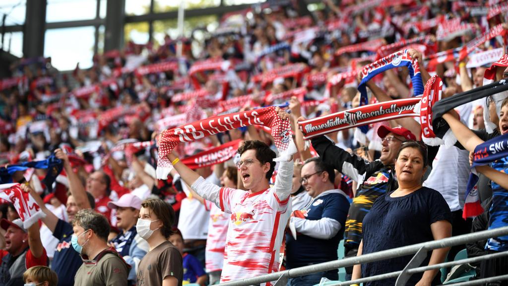 RB Leipzig darf am Dienstag gegen Brügge 23.500 Zuschauer ins Stadion lassen