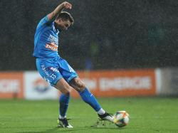 Sebastian Boenisch bestritt für den FAC neun Spiele