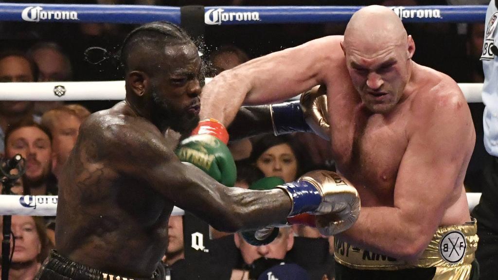 Am 22. Februar kommt es zum Rückkampf zwischen Deontay Wilder und Tyson Fury