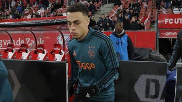 Sergino Dest wird intensiv vom FC Bayern umworben