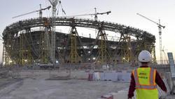 Die Arbeiter in Katars werden Opfer der WM