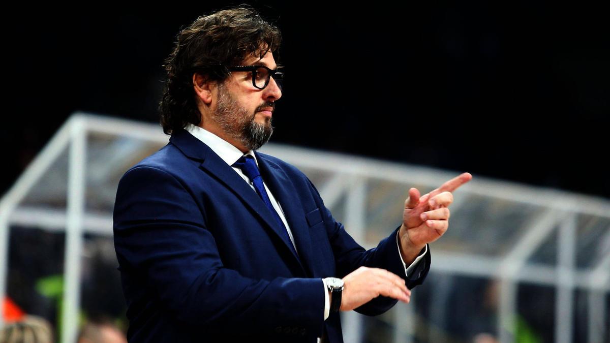 Andrea Trinchieri übernimmt beim FC Bayern