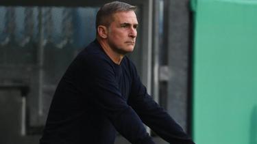 Stefan Kuntz trifft mit seiner U21-Auswahl auf Moldau - eigentlich