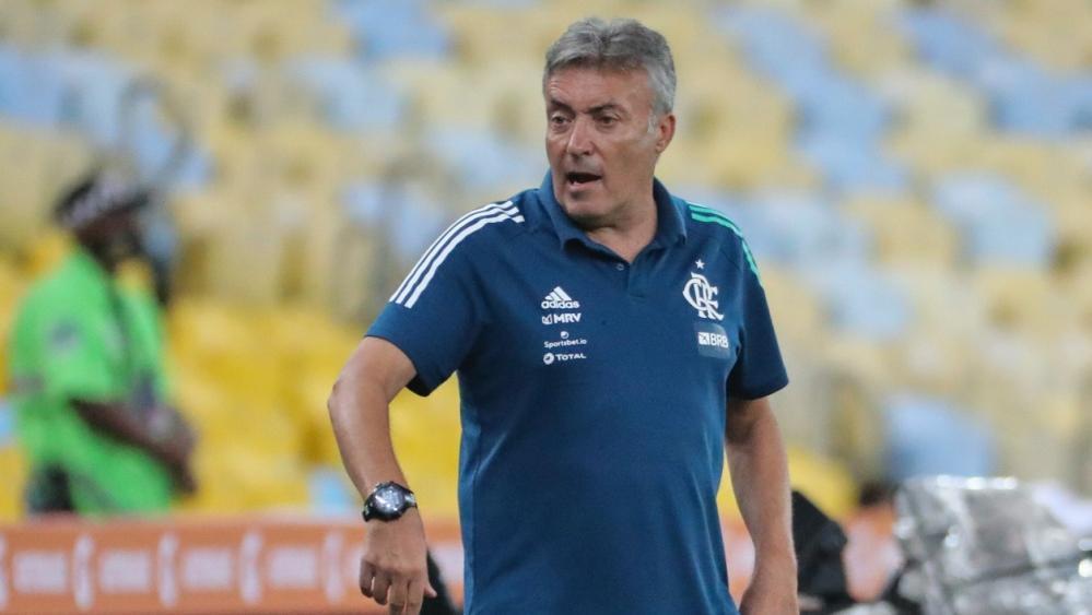 Domenec Torrent wurde bei Flamengo entlassen