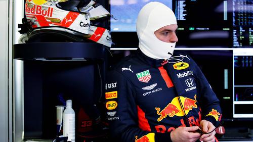 Red-Bull-Fahrer Max Verstappen: Auch 2020 wurde es nichts mit dem WM-Gewinn