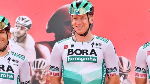 Pascal Ackermann belegte Platz sechs im Sprint
